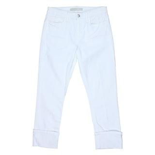 Joe's Jeans Womens Annie Denim Mid-Rise Cropped Jeans - 27