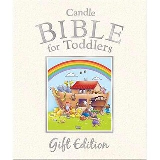 Candle & Kregel 222021 Candle Bible For Toddlers-Gift Edition