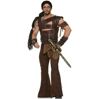 Faux Leather Armor and Belt