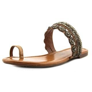 Jessica Simpson Rakelle Women Open Toe Synthetic Flip Flop Sandal