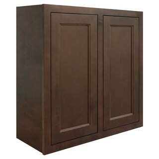 """Healdsburg 30"""" x 30"""" Double Door Wall Cabinet"""