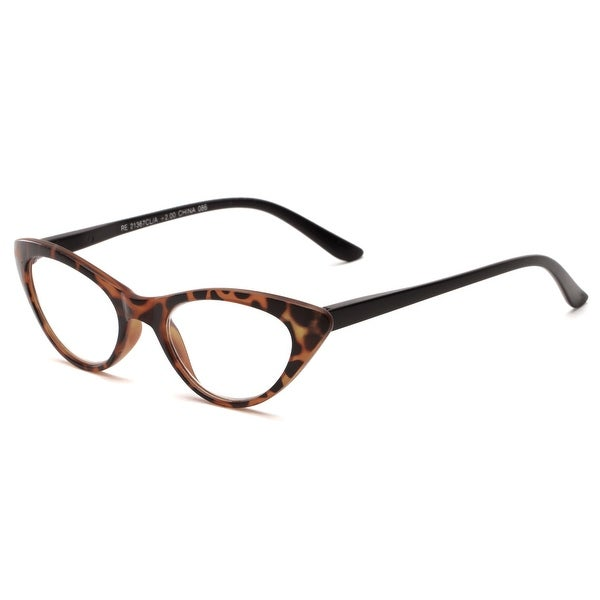Readers.com The Stella Cat Eye Reading Glasses. Opens flyout.