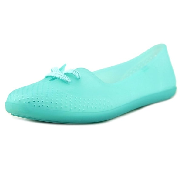 Keds Teacup Jelly Women Round Toe Synthetic Blue Loafer