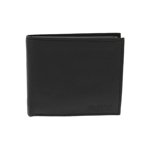 63eea4d4d0d7 Shop Kenneth Cole Reaction Mens Wall Street Passcase Wallet Organizational  Bi Fold - o/s - Free Shipping On Orders Over $45 - Overstock - 22731817