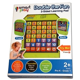Double The Fun 2 Sided Play Pad