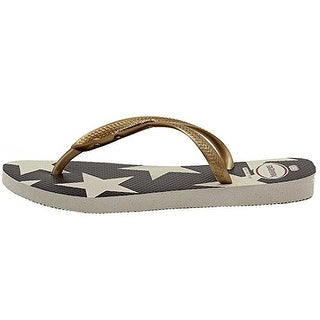 Havaianas Womens stars and stripes Open Toe Casual