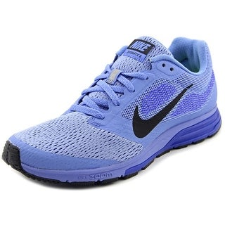 Nike Air Zoom Fly 2 Women Round Toe Synthetic Blue Running Shoe
