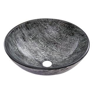 Link to VIGO Titanium Glass Vessel Bathroom Sink Similar Items in Sinks
