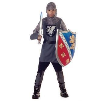 Valiant Knight Kids Halloween Costume
