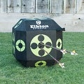 Elkton 18-Sided 3D Cube Archery Target Constructed with Rapid Self Healing XPE Foam Perfect Reusable Target for all Arrow Types - Thumbnail 2