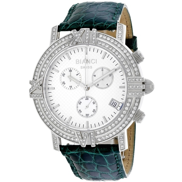 Roberto Bianci 1.72ct Diamonds Women's Medellin RB18502 Silver Dial watch