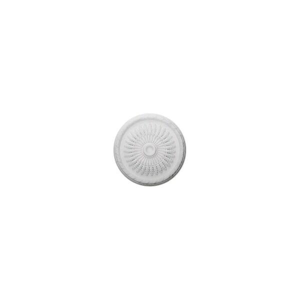"Ekena Millwork CM36JU 36"" Wide Juniper Ceiling Medallion - White - N/A"