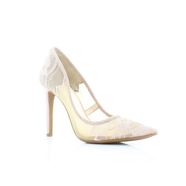 0e0bcfeb487d Shop Jessica Simpson Camba Women s Heels Sheer Nude Brush - 10 ...