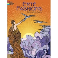 Dover - Coloring Book - Ert� Fashions