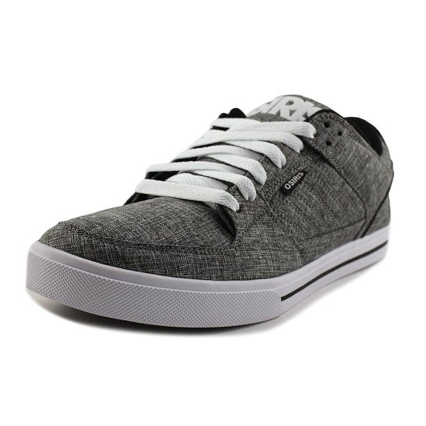 Osiris Protocol Men Grey/White/Slt Skateboarding Shoes