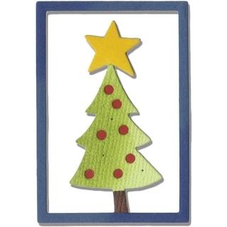 Sizzix Thinlits Die-Christmas Tree #2