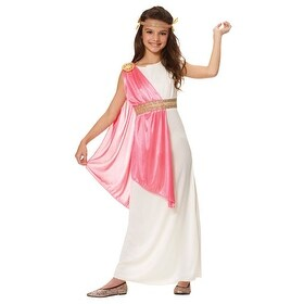 Girls Roman Empress Child Halloween Costume