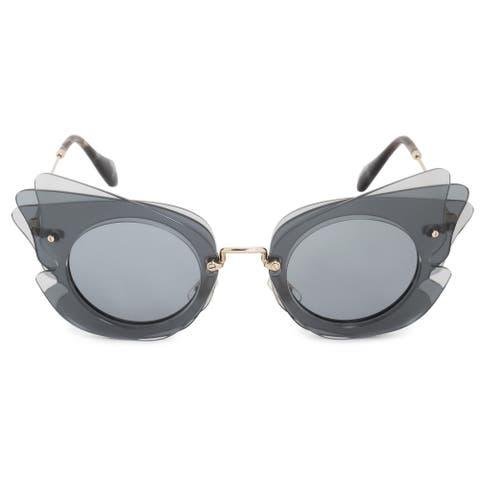 Miu Miu Butterfly Sunglasses SMU02SS VA43C2 63 - 63mm x 16mm x 140mm