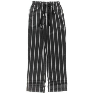 Majestic International Mens Woven Printed Sleep Pant