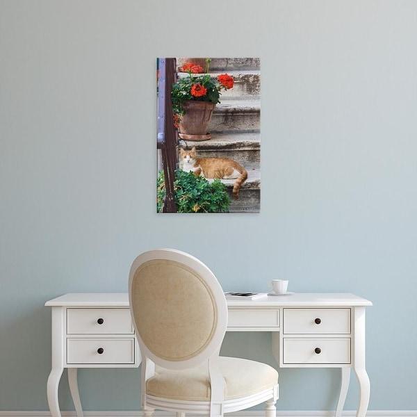 Easy Art Prints Adam Jones's 'Unknown' Premium Canvas Art