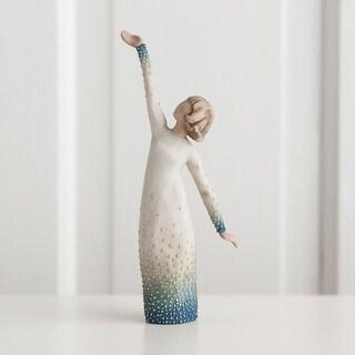 Willow Tree Shine Figurine - ivory