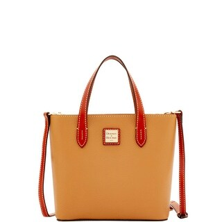 Dooney & Bourke Pebble Grain Mini Waverly Top Handle Bag (Introduced by Dooney & Bourke at $188 in Apr 2017)