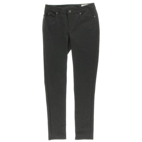 Vince Camuto Womens Dress Pants Ponte Skinny
