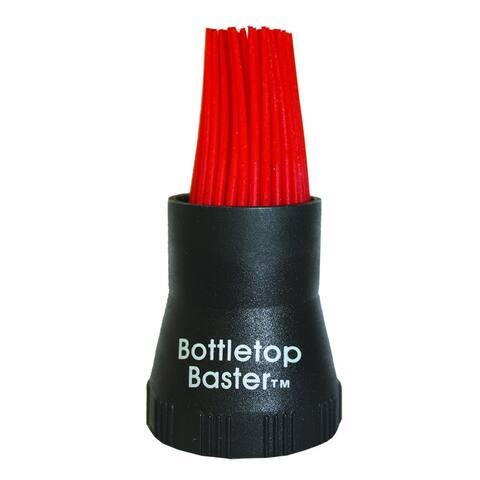 Jokari Bottletop Silicone Baster - BBQ Sauce Marinade Basting Brush