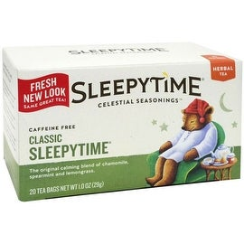 Celestial Seasonings Sleepytime Natural Herb Tea 20 ea