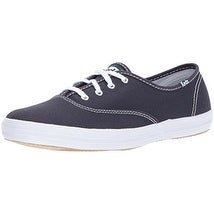 Keds Women's Champion Original Canvas Sneaker,Navy,10 M US