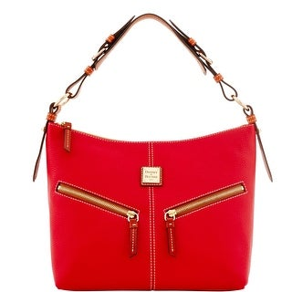 Dooney & Bourke Pebble Grain Mary (Introduced by Dooney & Bourke at $268 in Jun 2016) - Red