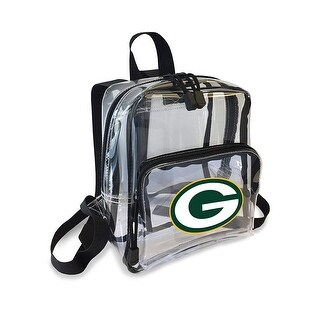 Green Bay Packers X-Ray Stadium Friendly Mini Backpack
