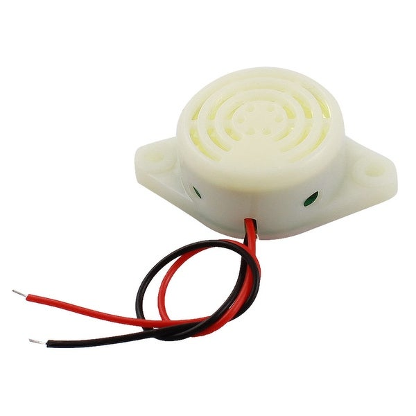3-24VDC 30mA Industrial Wired Electronic Alarm Buzzer 80dB