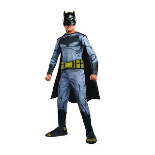 Boys Batman Dawn of Justice Halloween Costume (3 options available)