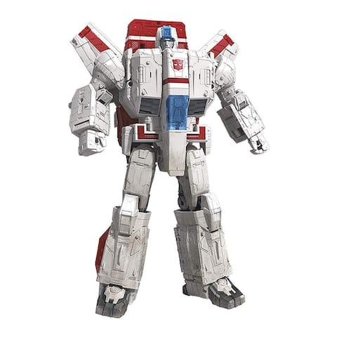 Transformers War for Cybertron Siege Commander Jetfire Action Figure - 11 In