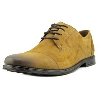 Clarks Holmby Cap Men Cap Toe Leather Oxford