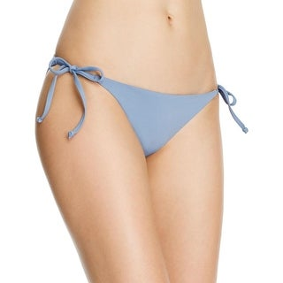 Becca by Rebecca Virtue Womens Hipster Side Tie Swim Bottom Separates