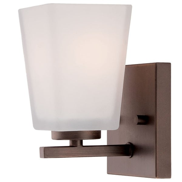 Millennium Lighting 291 Spalding 1 Light Bathroom Sconce N A