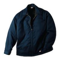 Dickies Men's Hip Length Twill Jacket Dark Navy