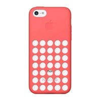 Apple Silicone Case for Apple iPhone 5c - Pink