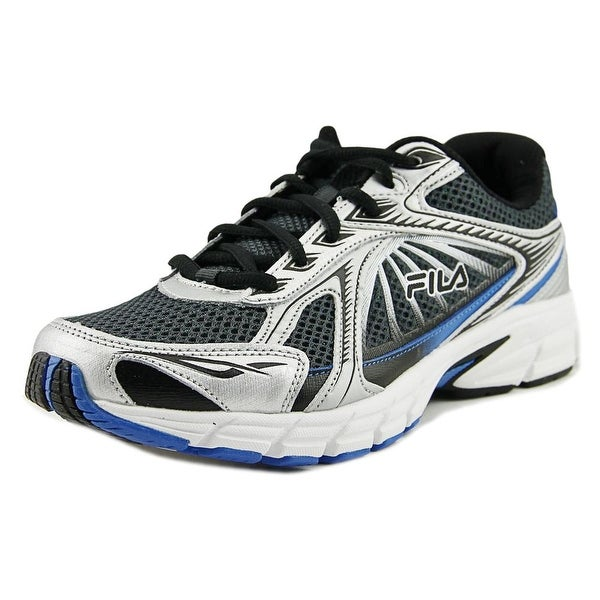 50e7c6d3e0812 Shop Fila Omnispeed Men Round Toe Synthetic Multi Color Running Shoe ...