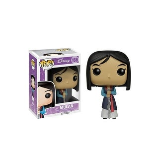 Funko POP Disney Mulan - Mulan Vinyl Figure - Multi
