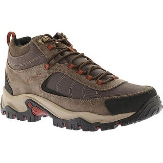 Columbia Men's Granite Ridge Mid Waterproof Hiking Boot Mud/Rusty
