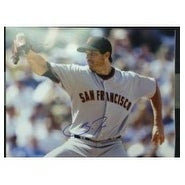 Signed Zito Barry San Francisco Giants 11x14 Photo autographed