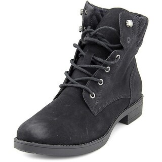 American Rag Swidler Women Round Toe Synthetic Black Ankle Boot