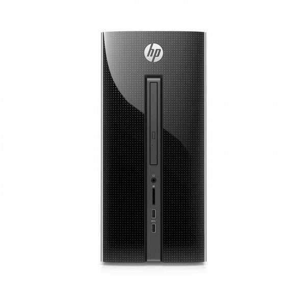 Refurbished - HP 251-a09w Desktop AMD Quad-Core A6-6310 1.8GHz 8GB 1TB Win10