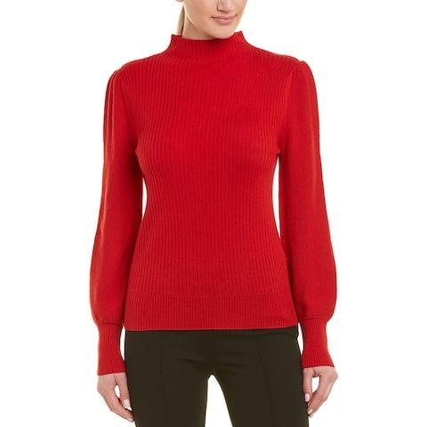 Trina Turk Tom Collins Wool Sweater