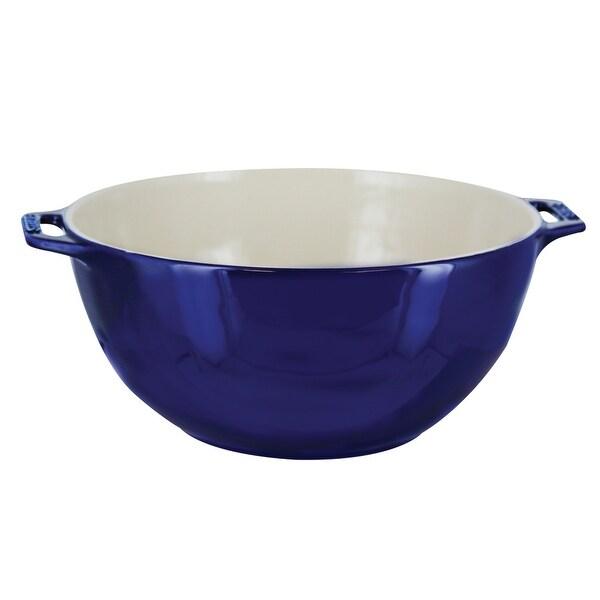 "Staub Ceramic 9.5"" Large Serving Bowl"