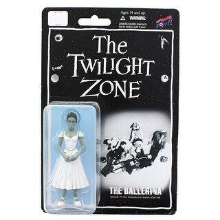 "The Twilight Zone 3.75"" Action Figure: The Ballerina - multi"