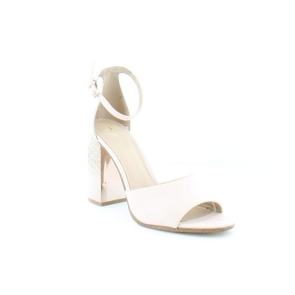 Aldo Nilia Women's Heels Light Pink